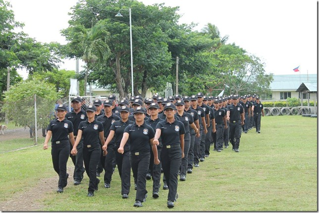 DA-BFAR 3RD BATCH LAW ENFORCERS, TUMANGGAP NG DIPLOMA