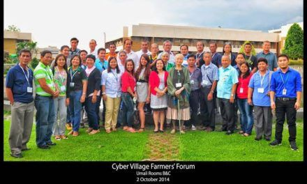 Forum features farmers' voices at IRRI