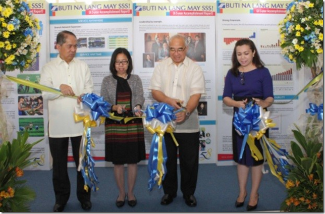 Series of benefit hikes highlighted in 58th anniversary exhibit