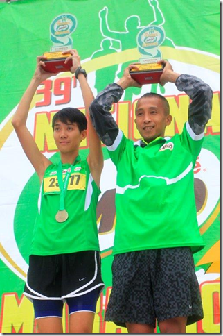 Herrera, Nobleza wagi sa 39th National MILO Marathon Bacolod race