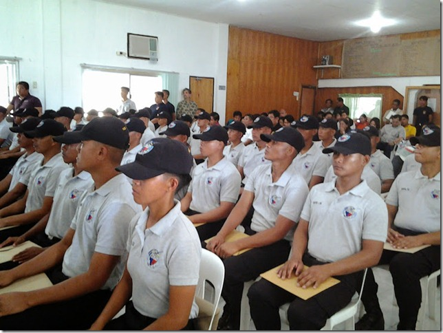 DA-BFAR 2nd Batch Fishery Law Enforcers Tumangap ng Diploma