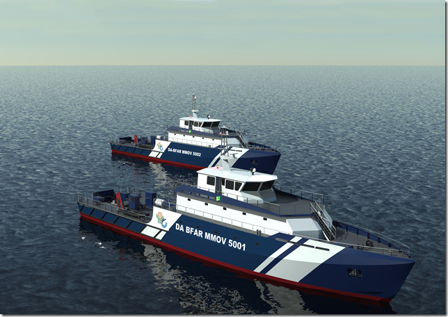 Government builds new floating assets to fight illegal fishing