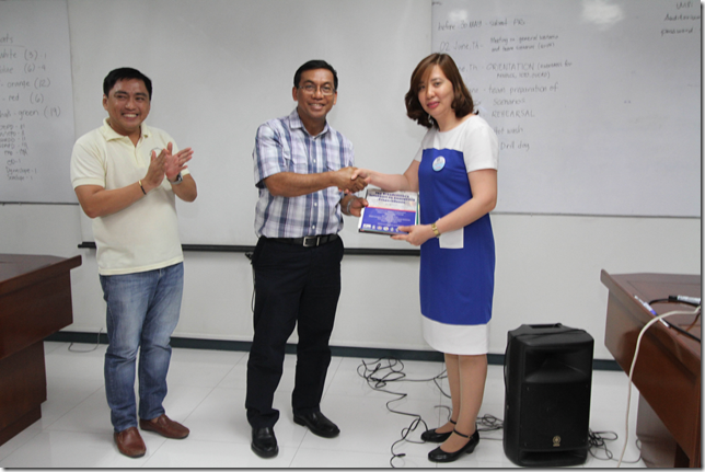 DOST-PHIVOLCS Broadcaster's Manual for Vietnamese Journalists