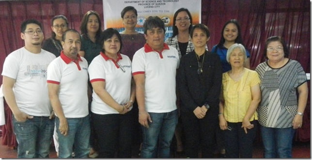 DOST's STARBOOKS logs in at Lucena City