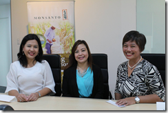 MONSANTO PHILIPPINES, UP-COLLABORATE TO PROMOTE SUSTAINABLE AGRICULTURE