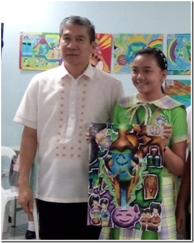 PHILIPPINE SCIENCE HIGH SCHOOL PROMOTES THE ARTS