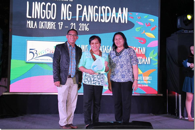 BFAR GAWAD PASASALAMAT ON 53RD FISH CONSERVATION WEEK