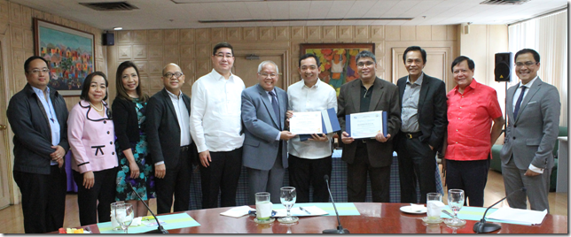 SSS discusses reform agenda with members of Congress