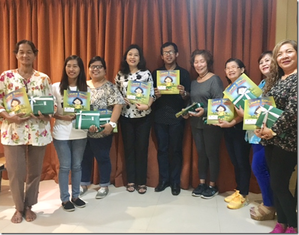 MONSANTO DONATES BOOKS FOR READ-ALONG SESSIONS OF CAGAYAN LIBRARIES