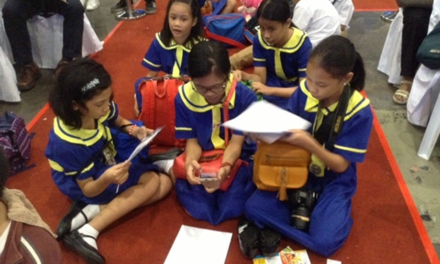 DOST trains kids how they can save themselves during disasters