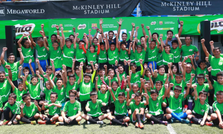 Champions On and Off the Pitch: MILO and FC Barcelona Train Young Footballers in Road to Barcelona Camp