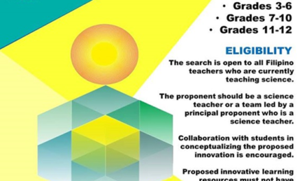 Call for Proposals: InnoBox: Search for the Most Innovative Teaching and Learning Materials in Science