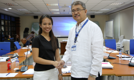 DOST-Pisay scholar wins global science competition