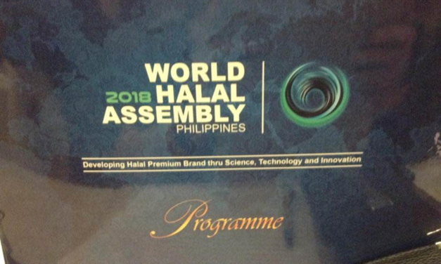 DOST XII's 2018 Wold Halal Assembly Philippines booming forward to Premium Halal Branding