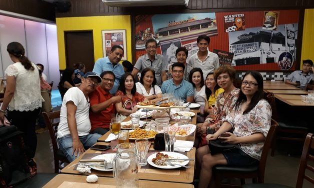 OSHS BATCH 80's Get Together Again!