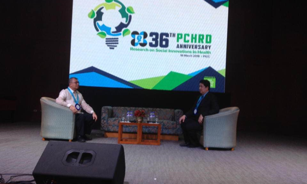 36th PCHRD anniversary fetes social innovations in health research