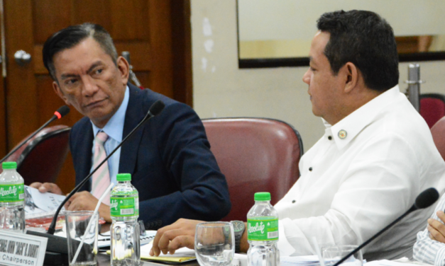 Lawmaker amazed by farmer beneficiaries' high amortization payments
