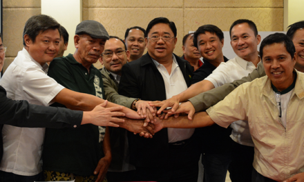 DAR hand in hand with Ayala land for the benefit of the Sicogon farmers