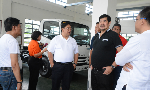 DAR-DILG-TESDA links for agrarian reform beneficiaries