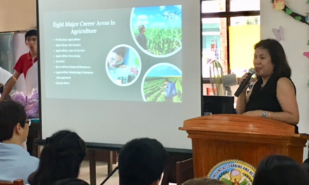 Legacy Monsanto partners with Cagayan Provincial Government to conduct agriculture-related seminars