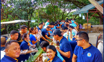 San Fernando, Pampanga 20th Founding Anniversary Internal Affair Service