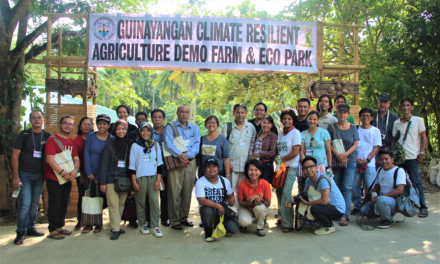 Southeast Asians learn best practices in climate-smart agriculture in Quezon town