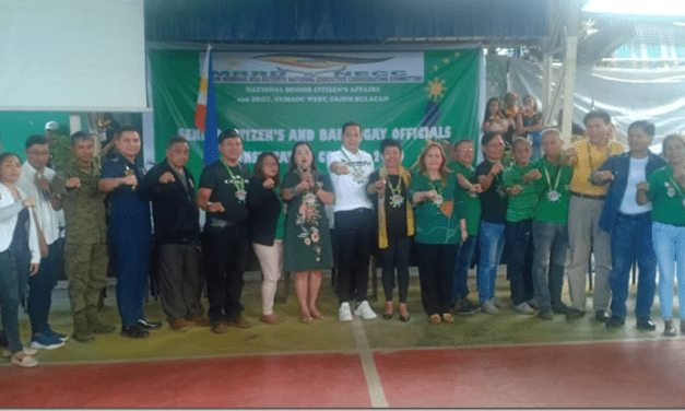 Guardians Participates in Senior Citizens' and Barangay Officials Conference