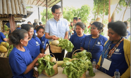 Lockdown prompts collaboration between KSK farmers and program partners