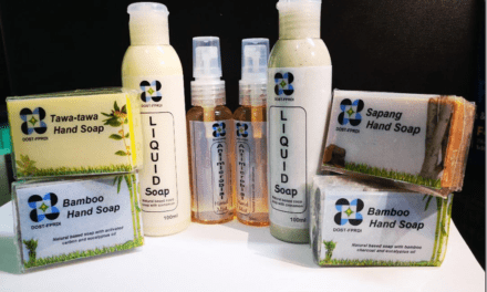 HAND SOAPS AND HAND MISTS DEVELOPED BY DOST