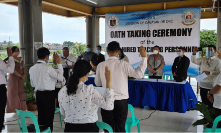 Special Science Teachers Scholar Graduates Hired by DepEd