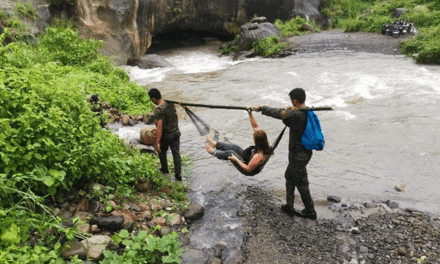 Seventy Mountaineers Rescued during Bad Weather
