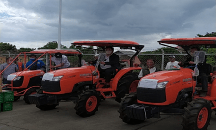 Ilocano Farmers now Blessed with New Farm Machinery