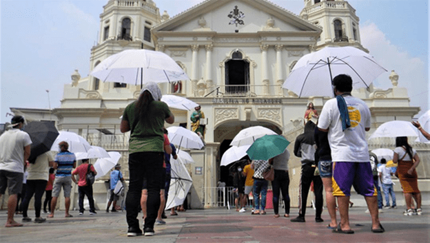 AVOID HEAT STROKE—STAY INDOORS – DOH-CALABARZON