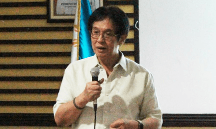 CASES OF ACUTE BLOODY DIARRHEA RECORDED IN CALABARZON