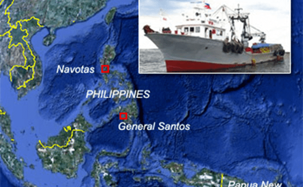 Filipino-owned Frabelle Fishing Corp interested in putting up tuna canning plant in India, to expand Ph's overseas canning in Vietnam, PNG, Indonesia