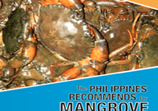 DOST-PCAARRD publishes the 1st edition of the Philippines Recommends for Mangrove Crab