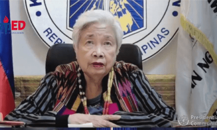 Briones credits whole-of-government approach in learning continuity efforts
