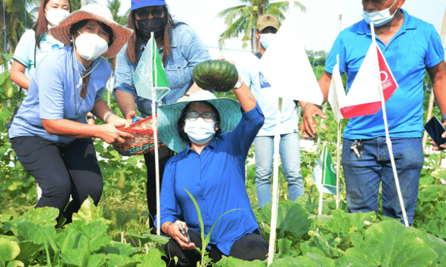 """DA-4A conducts """"Lowland Vegetables Derby"""""""