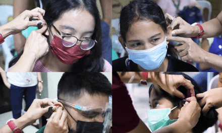 DOH CALABARZON PROVIDES PSYCHOLOGICAL FIRST AID TO 131 TAAL EVACUEES