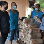 Senior Citizens nakatanggap ng tulong mula sa DA Central Luzon