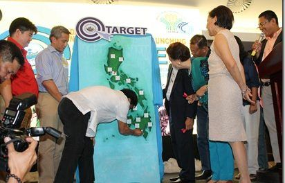 Alcala, Villar lead BFAR's TARGET Program launch