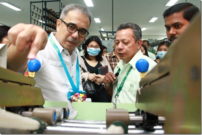 New DOST facility to help put tropical fabrics in mainstream market
