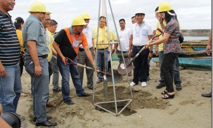DA allots P20M for Balatan Fishport
