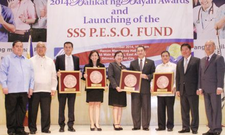 SSS awards Best Collection Partners