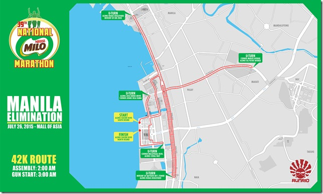39th National MILO Marathon ready to welcome champions in Manila