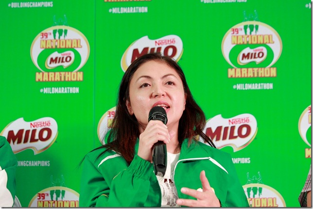 Champions to move forward as MILO Marathon welcomes 39th Season