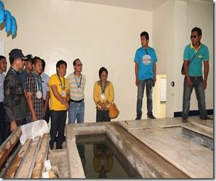 FISHPORT OPENING AND INSPECTION IN BAROBO, SURIGAO DEL SUR.