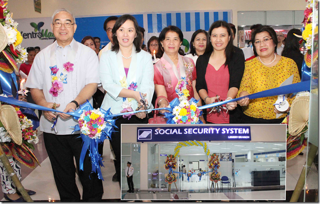 SSS inaugurates 3rd Branch in Batangas