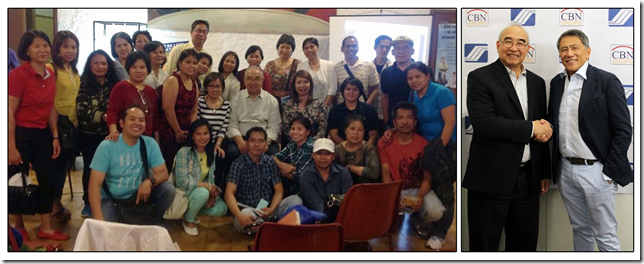 SSS chief visits OFWs in Europe