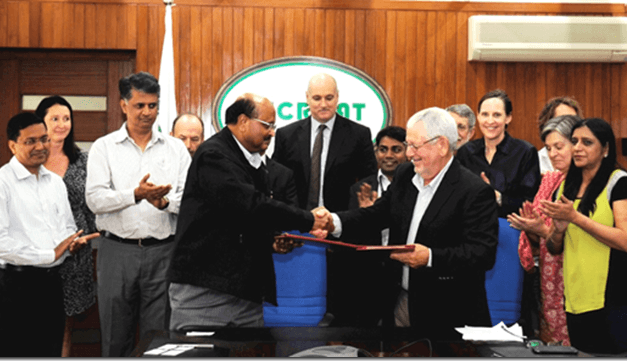 Australian horticulture sector to benefit from R&D agreement with ICRISAT